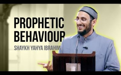 Prophetic Behaviour