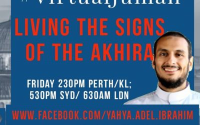 Living the Signs of Akhira